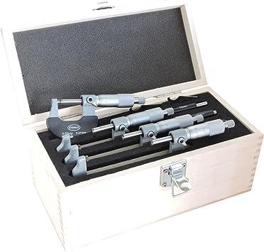 Bügelmessschraube Messbereich 0-25 mm Mikrometer nach DIN 863 NEU