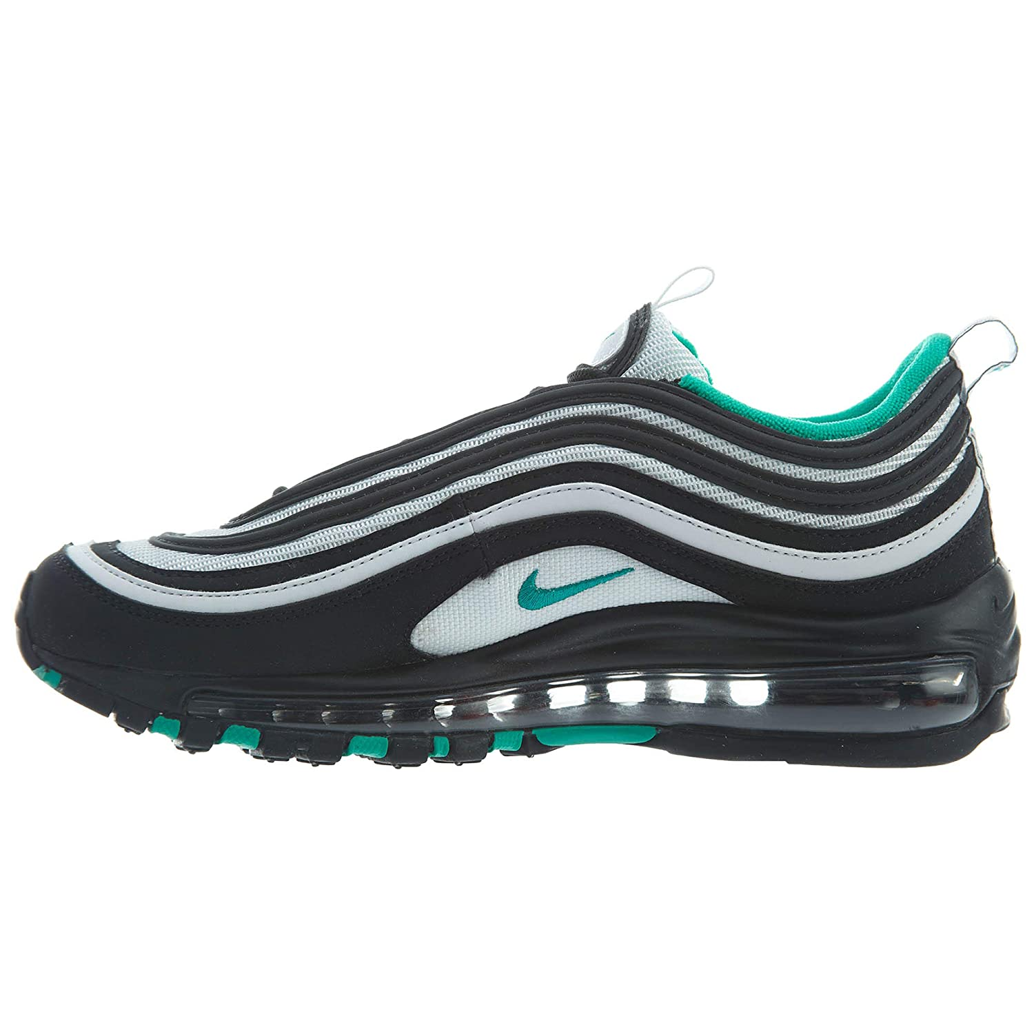 | Nike Air Max 97 (BG) Big Kids' Shoes Black