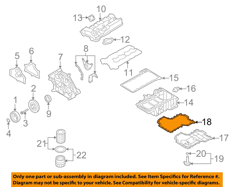BMW 11-13-7-566-808 Gasket Steel