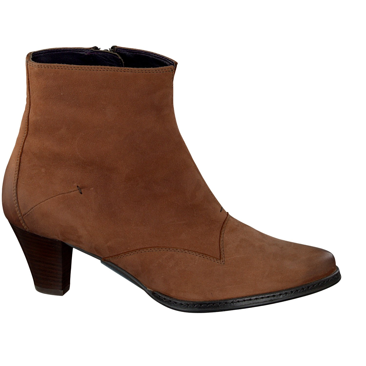 new style 9fd30 2c63d HÖGL - Ankle Boots Stiefelette braun Cognac 8-105722 (41 ...