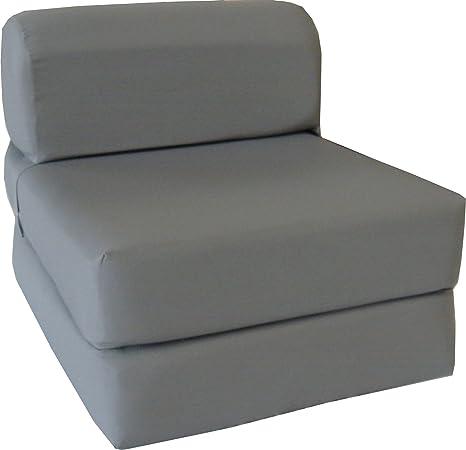 Amazon.com: Silla plegable de espuma, Studio sofá cama de ...