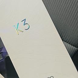 Amazon Oppo K3 Ram 6gb 8gb Rom 64gb 128 Microsd対応最大256gbまで Snapdragon 710 6 5型フルhd ディスプレイ ポップアップ式カメラ搭載 3765mah大容量バッテリー w超急速給電対応 第7世代画面内指紋認証 Sim フリースマートフォン本体 日本語対応 Googleアプリ