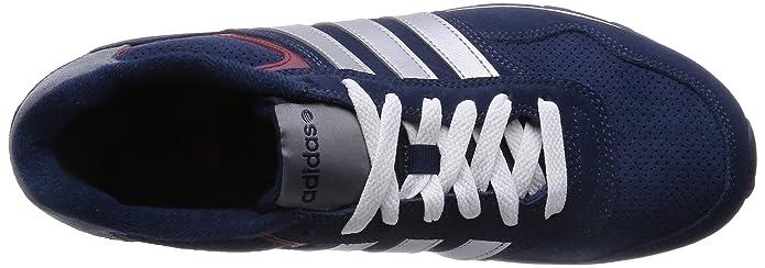 competitive price 74851 7d0ac adidas Runeo 10K - Zapatillas Deportivas para Hombre, Color Azul Marino  Plata Rojo, Talla 49 1 3  Amazon.es  Zapatos y complementos