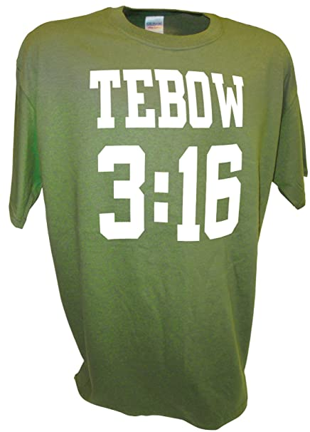 premium selection 16bcd 10c32 Men's Tebow 3:16 Tim Tebow Nfl New York Jets Football Jersey ...