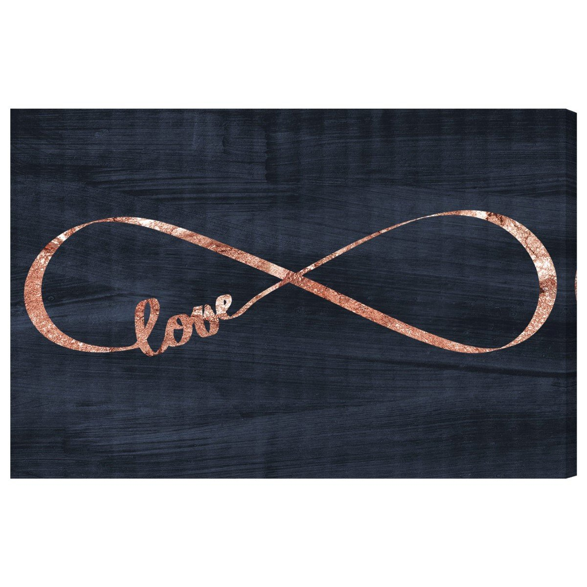 The Oliver Gal Artist Co. ''Infinite Love'' Canvas Art, 36'' x 24''