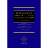 The EU General Data Protection Regulation (GDPR): A Commentary (English Edition)