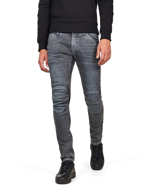 G-STAR RAW 5620 Elwood 3D Skinny Jeans para Hombre