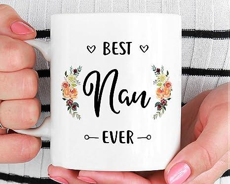 Awesome Nanna Gift Mug Mother/'s Day Nanna/'s Mug Birthday Presents for Nan