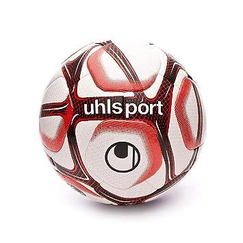 uhlsport TRIOMPHÈO Match Footballs, Juventud Unisex, White/Black ...
