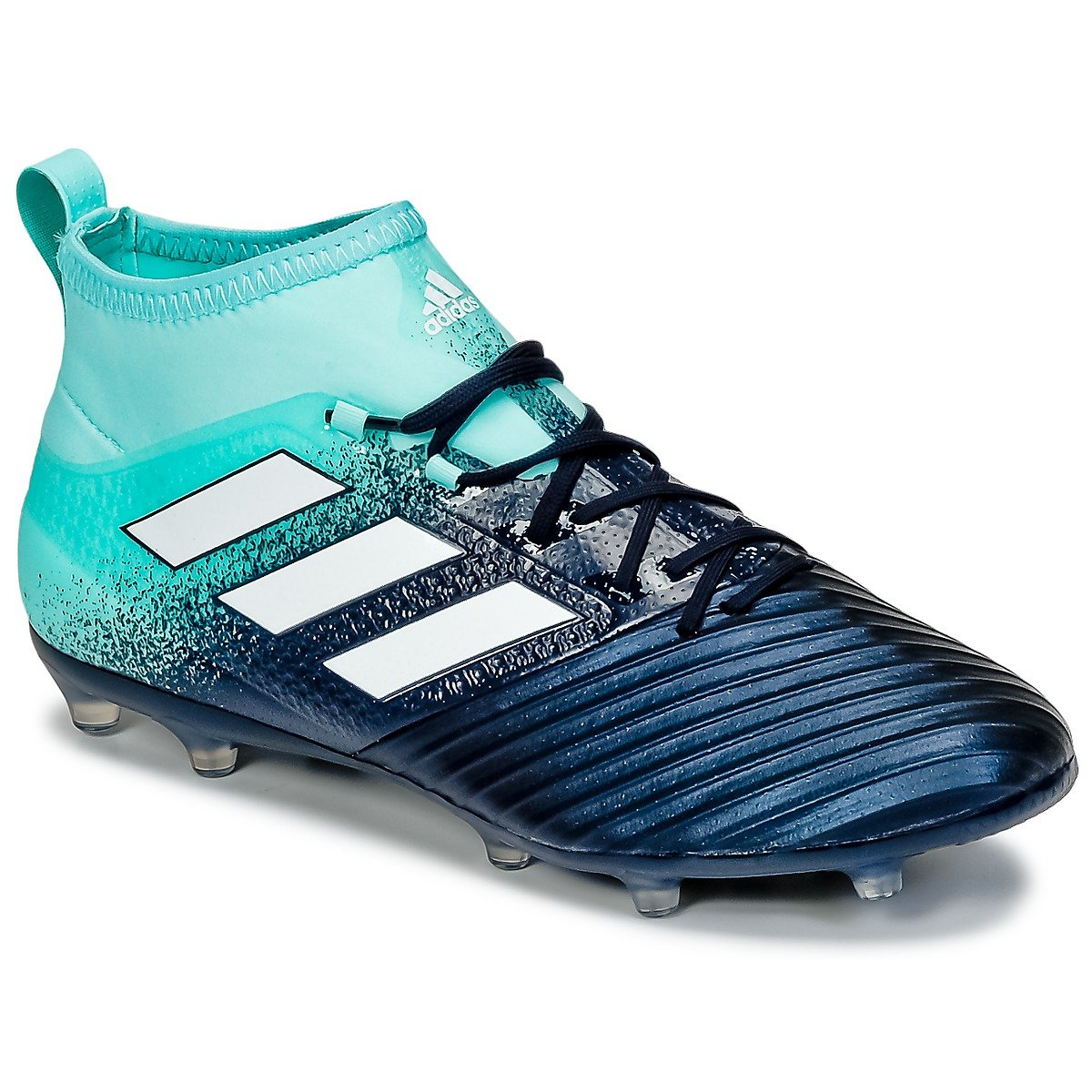 Azzurro adidas Ace 17.2 Primemesh Fg, Sautope da Calcio Uomo