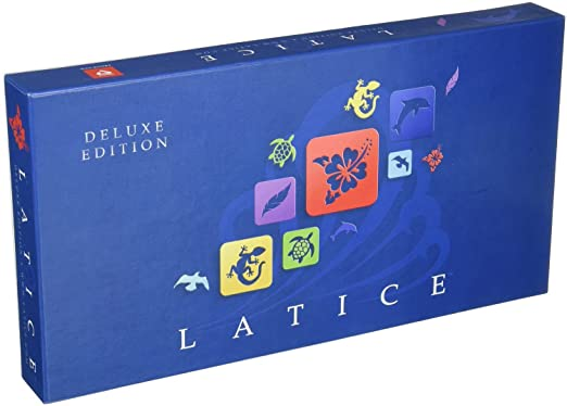 11 opinioni per Latice- Gioco da tavolo (edizione deluxe)