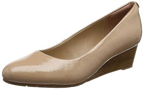 Clarks Vendra Bloom amazon-shoes neri Tienda De Venta Barata Comprar Barato Salida Aclaramiento Fiable X8e61