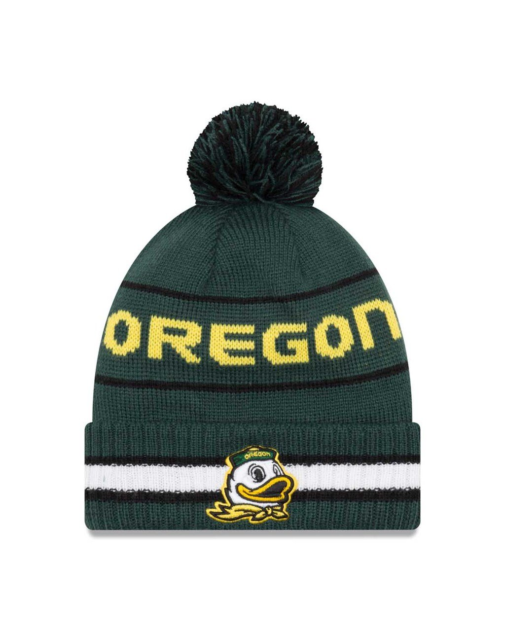 New Era College Vintage Select Knit Pom Beanie - Multiple Teams, One Size