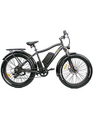 Breeze Electric Bike Fat Tire Ebike: High Speed 500w or 750w Powerful Motor, Hand