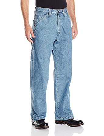 b4033003 Signature by Levi Strauss & Co. Men's Big & Tall Premium Comfort Carpenter  Jeans (