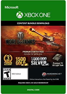 Amazon com: World of Tanks - Expert Pack [Online Game Code