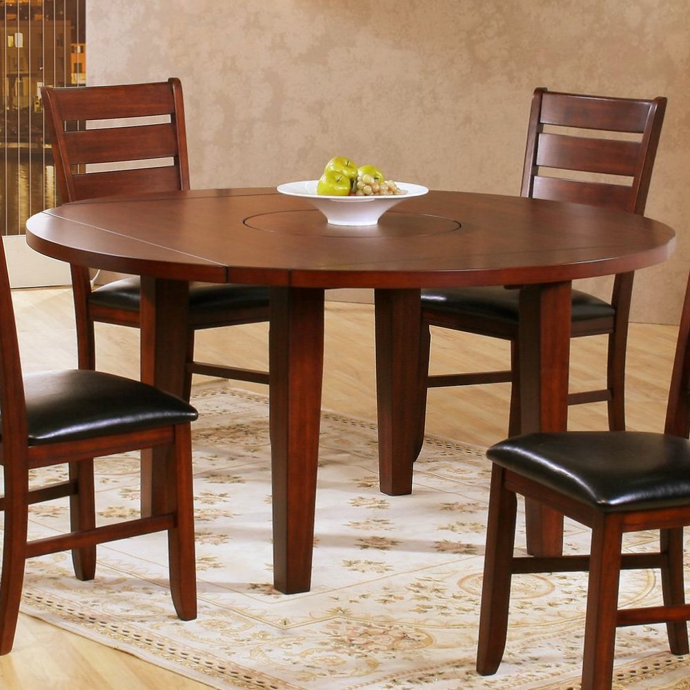 Amazoncom Ameillia Round Dining Table Tables