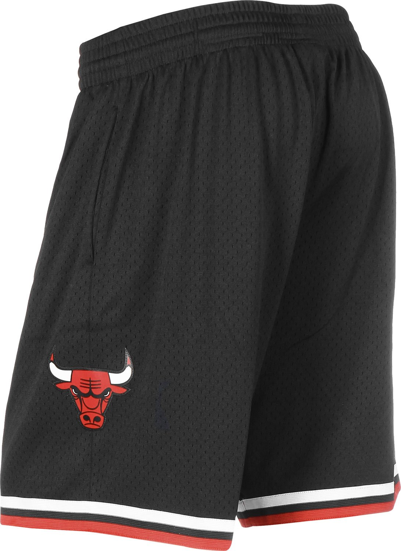 Mitchell /& Ness Swingman Chicago Bulls Pantaloncino black