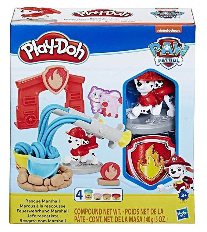 Play-Doh- Paw Patrol Toolset (Hasbro E6887EU5): Amazon.es ...