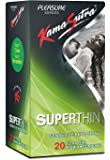 KamaSutra Superthin - 20 Condoms