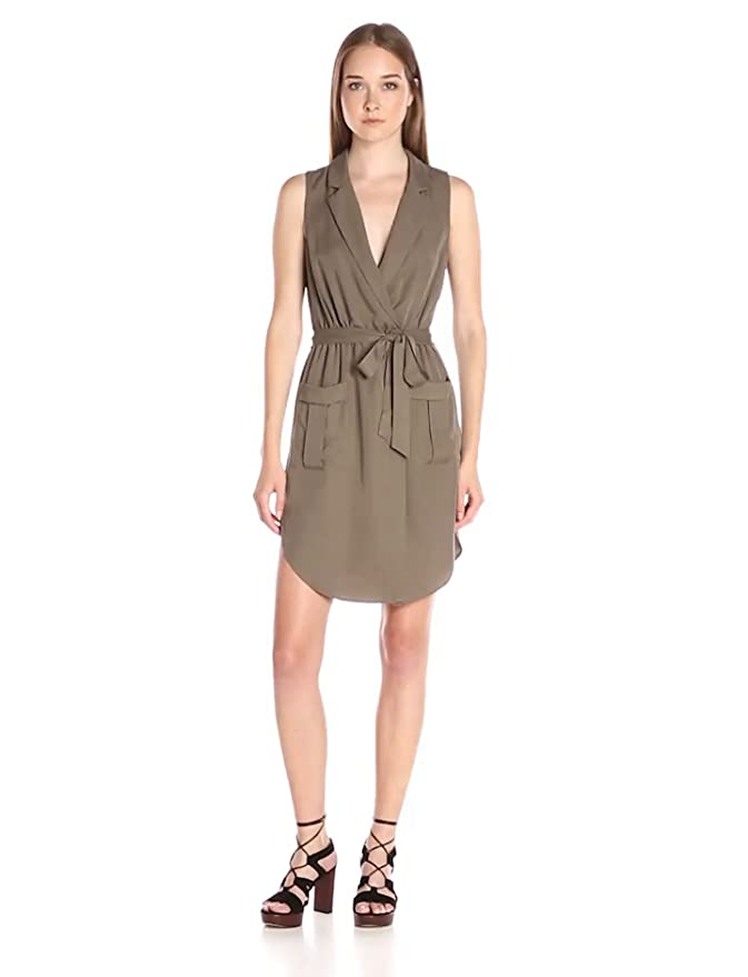 Lovers+Friends Womens Midsummer Dress, Sage, Large at Amazon Womens Clothing store: