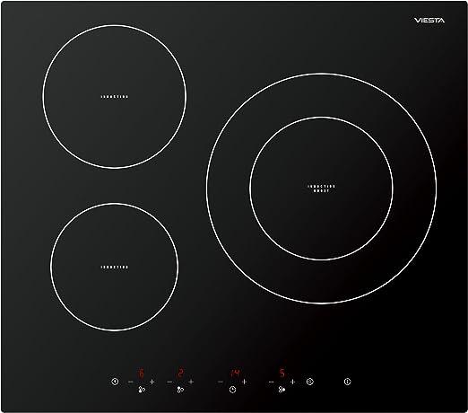 Viesta I de haute qualité 2 zones induction cuisson induktionsherd Induction Plaque