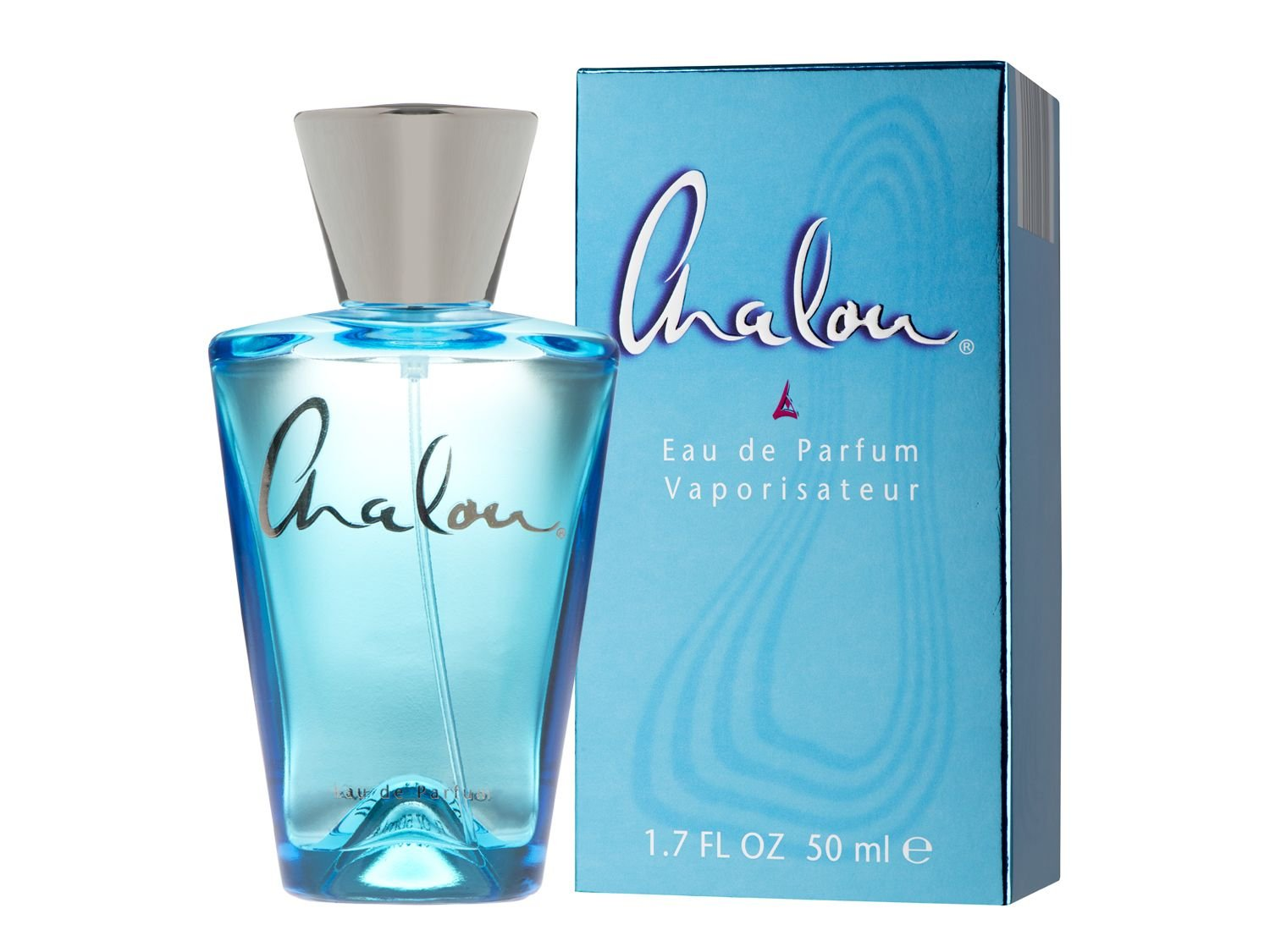 Chalou Women's Eau de Parfum Spray 50 ml – Blue