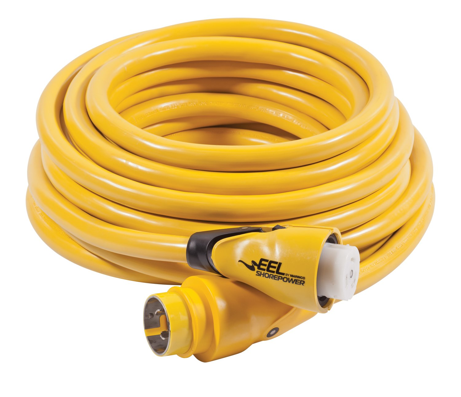 Marinco Eel Shorepower Cordsets Boating Shore Power Plug Receptacle Wiring Diagram Cords Sports Outdoors