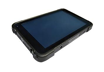 Vanquisher Outdoor Rugged Tablet PC Windows 10 8 Inch Waterproof Drop