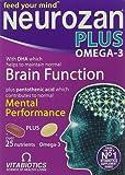 Vitabiotics Neurozan Plus - 56 Tablets/Capsules