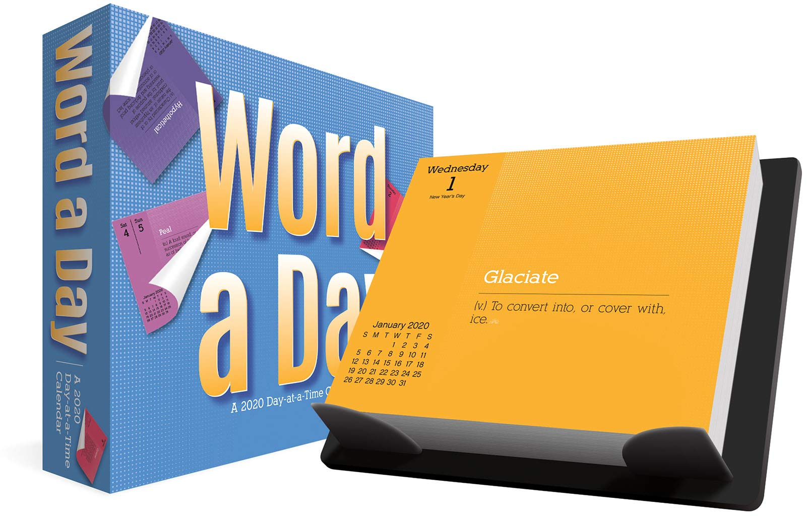 Word A Day 2020 Box Calendar Trends International 0057668200273 Books