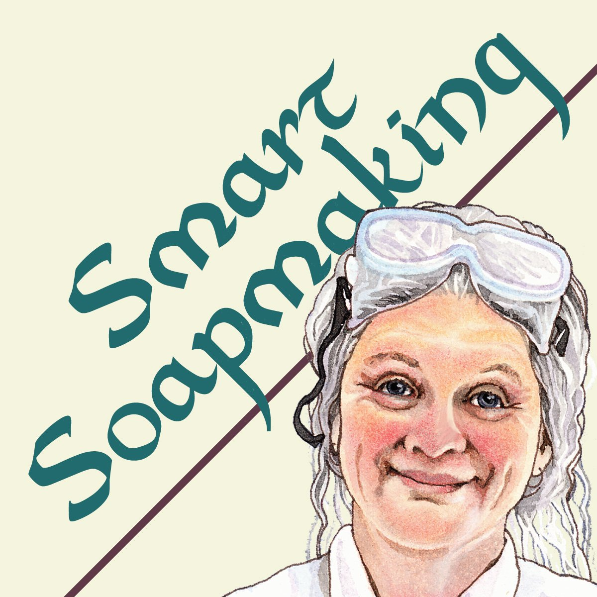 Smart Soapmaking Reliably Luxurious Yourself product image