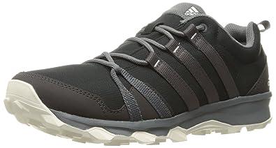 adidas Outdoor Womens Tracerocker Trail Running Shoe Black Vista Grey Utility  Black