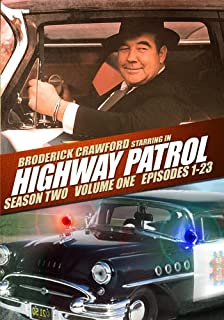 Amazon com: HIGHWAY PATROL Season 1: MGM: Movies & TV
