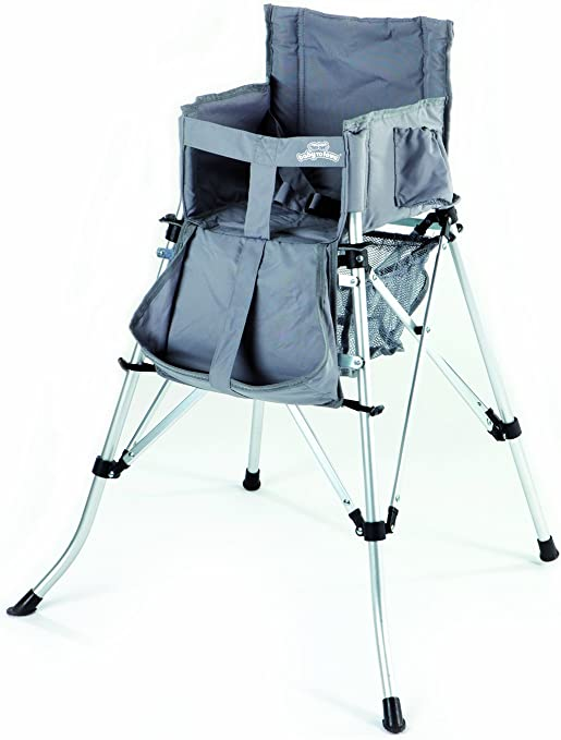 chaise repas bébé transportable