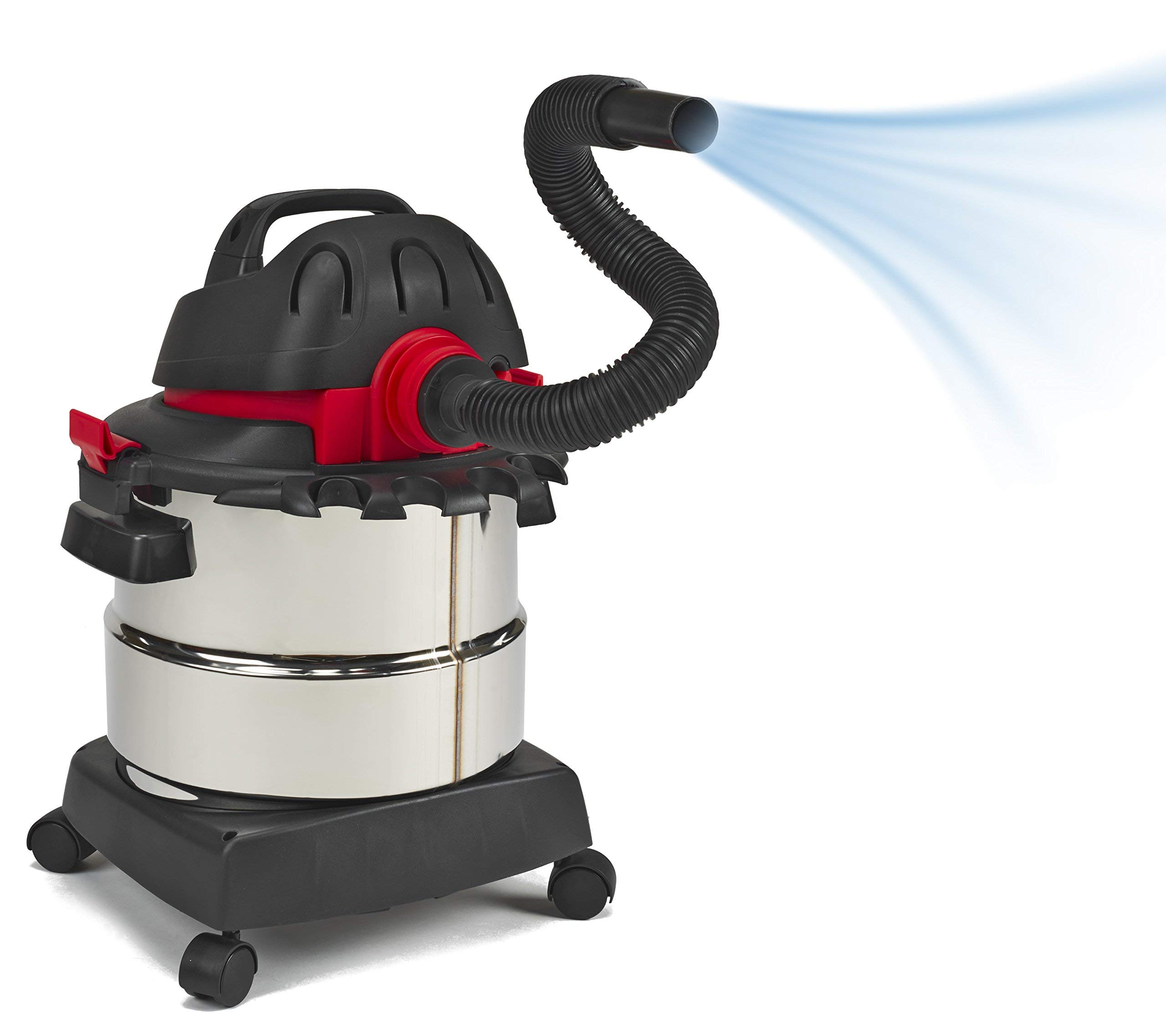 Shop-Vac 5989300 5-Gallon 4.5 Peak HP Stainless Steel Wet Dry Vacuum (Renewed) by Shop-Vac (Image #7)