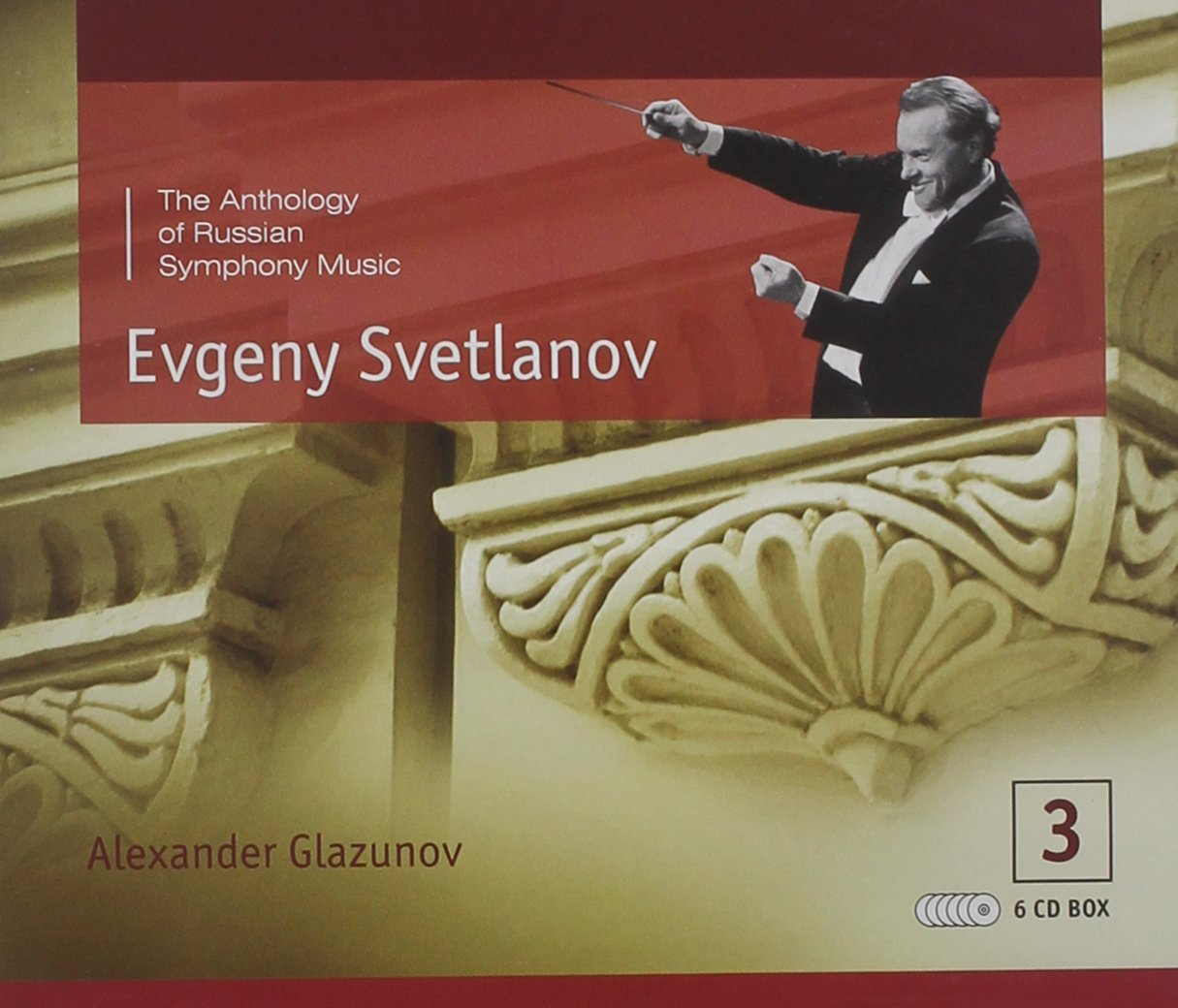 Anthology of Limited price Russian Music Sale SALE% OFF Symphonic 3