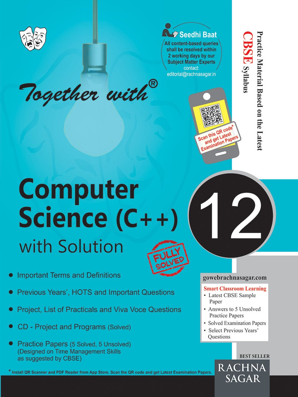 together with computer science with solution 12 old edition