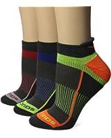 Saucony Women's 3 Pack Inferno Tab Socks