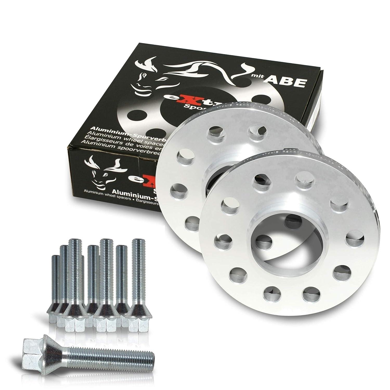 NJT eXtrem 790003 Spurverbreiterung Set 30mm inkl. Radschrauben