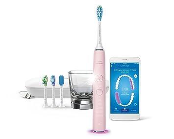 Philips Sonicare HX9974/26 cepillo eléctrico para dientes Adulto Cepillo dental sónico Rosa - Cepillo