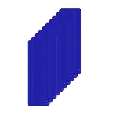 lot de 10 tapis gym tapis de gymnastique professionnel pilates studio loisirs rducation sport 140 cm diffrentes couleurs et renforcer - Tapis De Sport