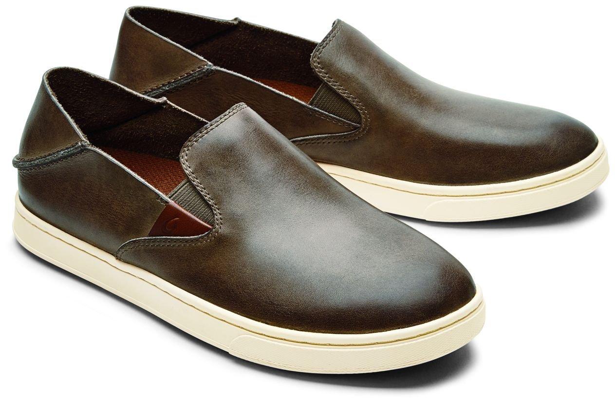 OLUKAI Pehuea Shoes - Women's B07944V96W 8.5 B(M) US|Espresso/Espresso