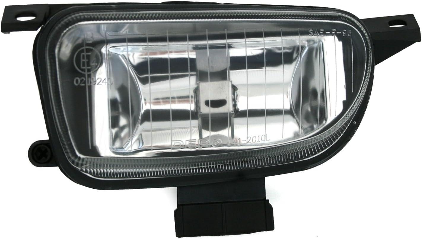 NSW Fog Lamp KG DEPO antiniebla H3/Lado Derecho 08 AD Tuning GmbH /& Co