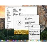 Apple MA970LL/A Two 2.8GHz Quad-Core Intel Xeon Processors, 8GB Ram, 500GB , BL