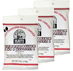 NATURAL PEPPERMT CNDY6OZ by CLAEYS CANDIES MfrPartNo 696