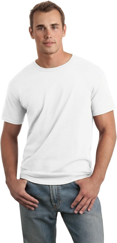 Gildan Mens Short Sleeve Soft-Style T-Shirt |