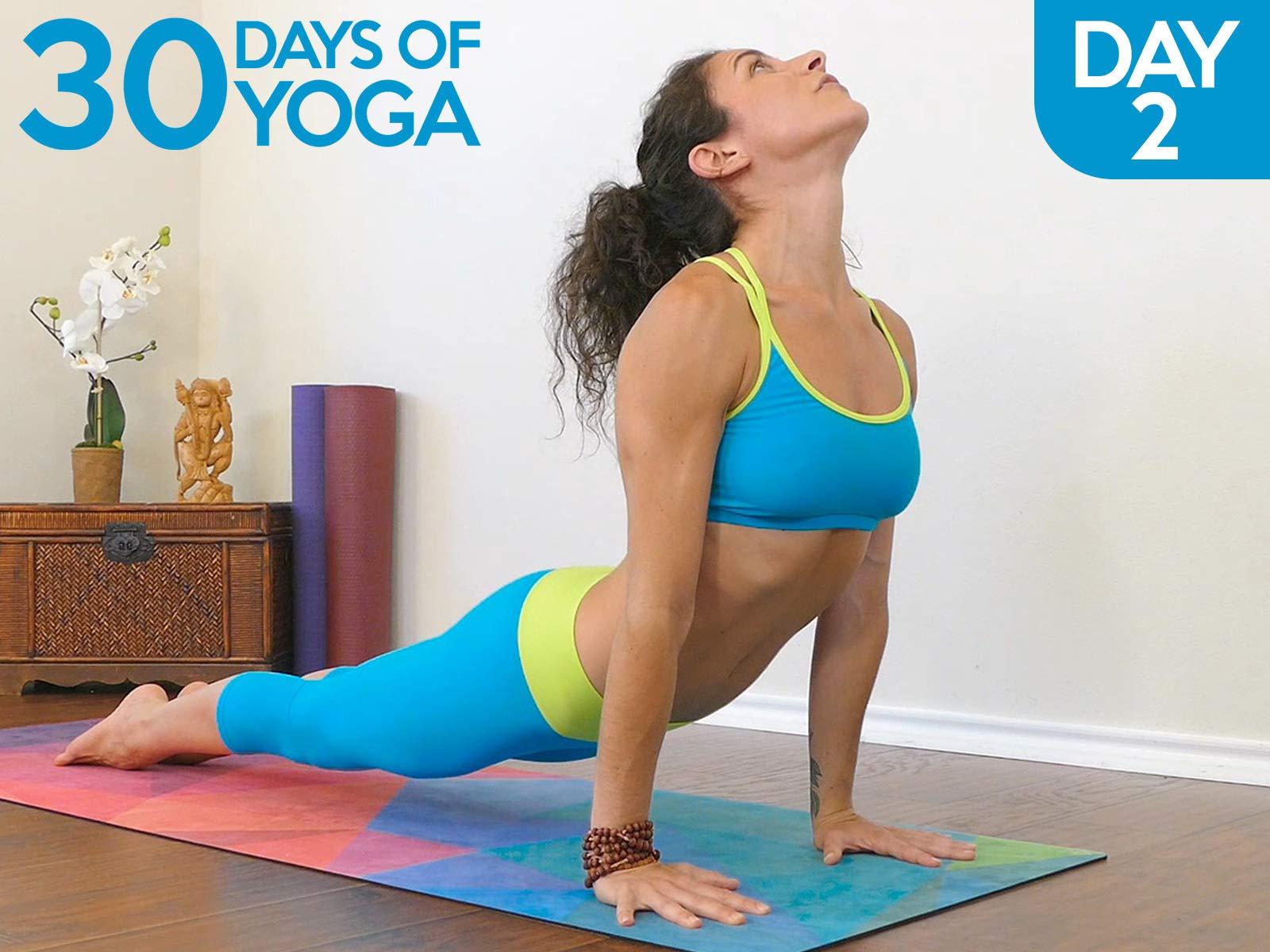 Watch 30 Days of Yoga To A New You | Prime Video
