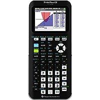 Texas Instruments TI84PLSCEBLUBRY Graphing Calculator 84PLCE/TBL/1L1 Black