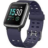 LEOTEC Smartwatch Multisport WorldFit Negro: Amazon.es ...
